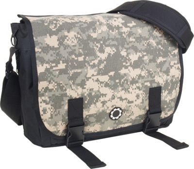 DadGear Messenger Basic Camo Universal Camo - DadGear Diaper Bags & Accessories
