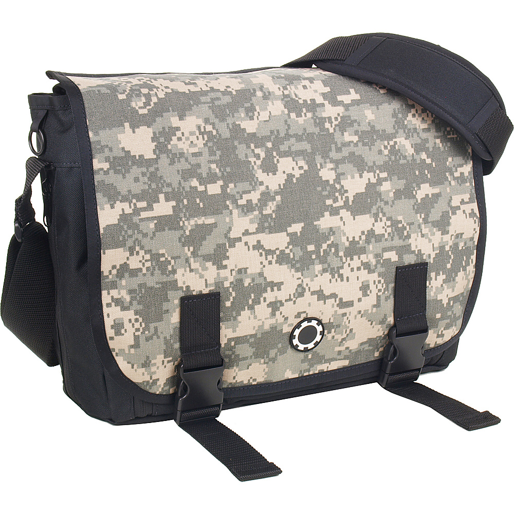 DadGear Messenger Basic Camo Universal Camo DadGear Diaper Bags Accessories