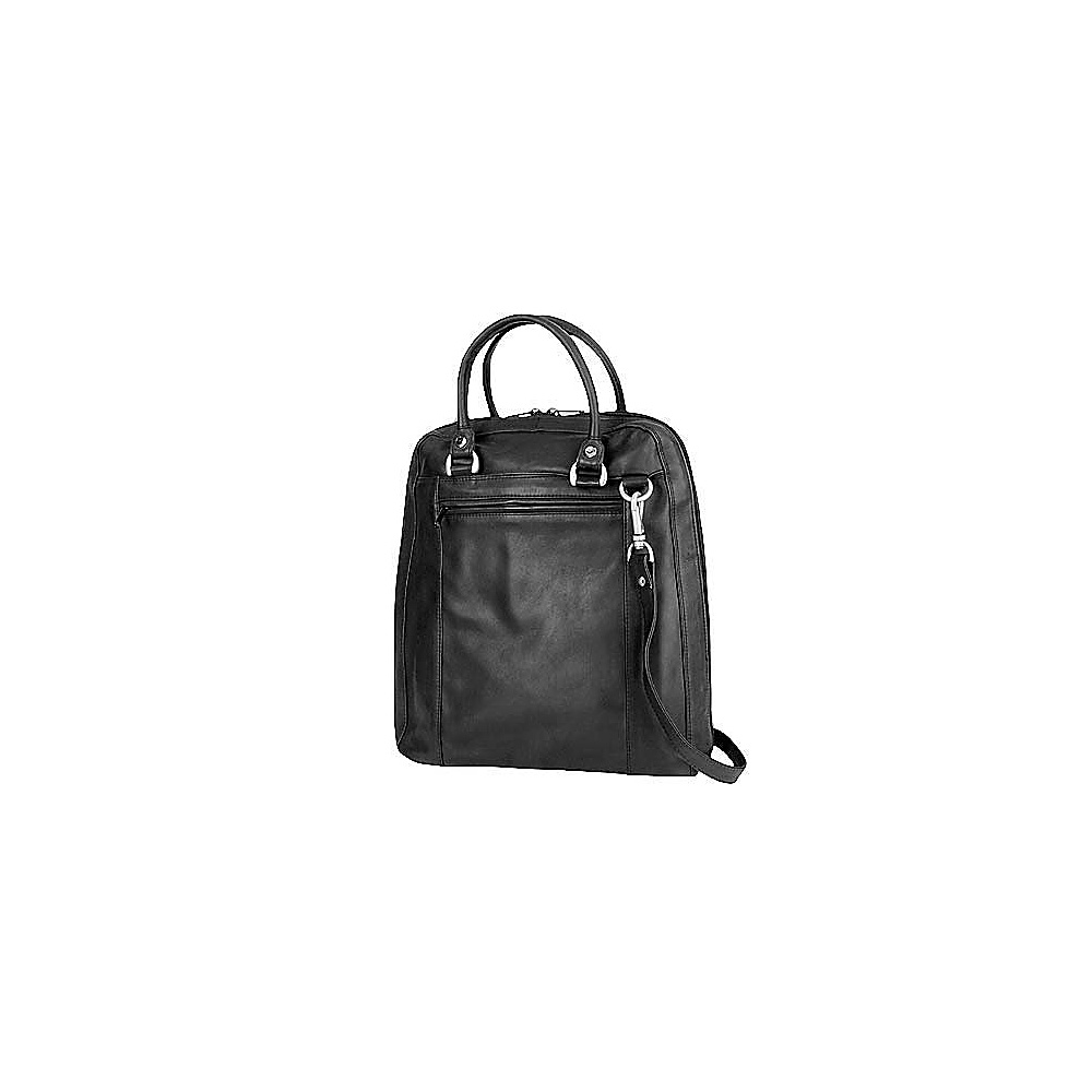 Derek Alexander NS Organizer Brief - Black - Work Bags & Briefcases, Non-Wheeled Business Cases