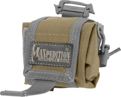 Maxpedition MINI ROLLYPOLY Folding Dump Pouch Khaki Foliage - Maxpedition Sport Bags