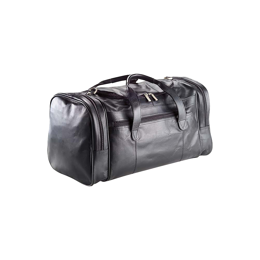 Clava Executive 19 Duffel Quinley Black Clava Luggage Totes and Satchels
