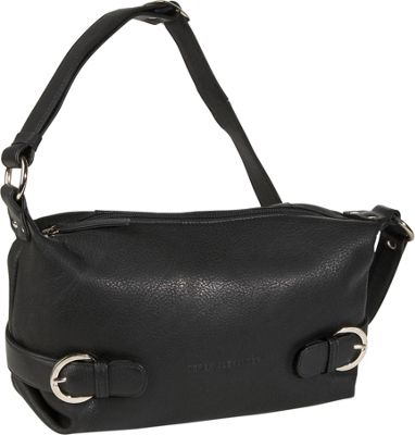 Derek Alexander Medium Slouch Bag - Black