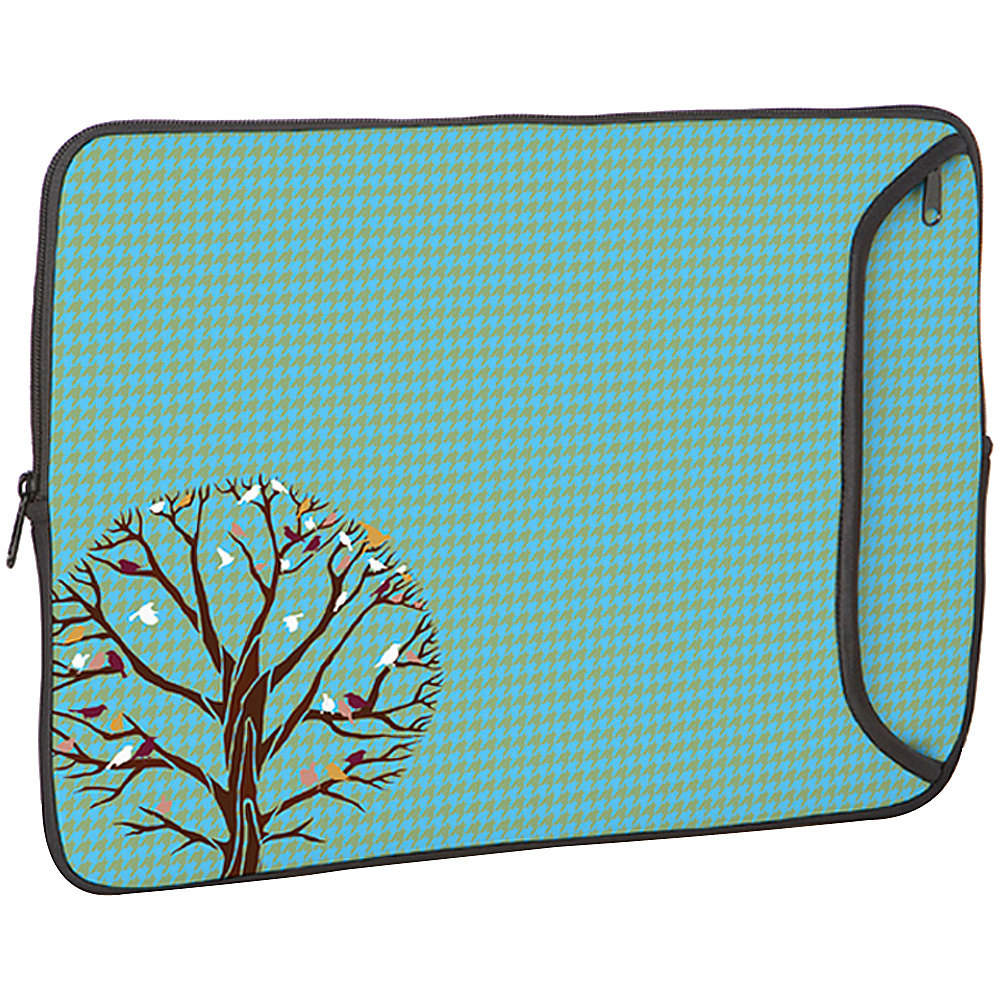 Designer Sleeves 13 Designer Laptop Sleeve Autumn Birds - Designer Sleeves Electronic Cases - Technology, Electronic Cases