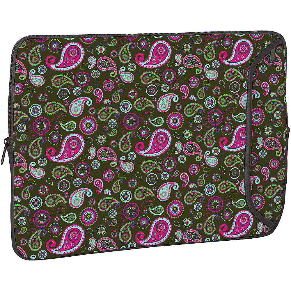 Designer Sleeves 13 Designer Laptop Sleeve - Paisley 2 - Technology, Electronic Cases