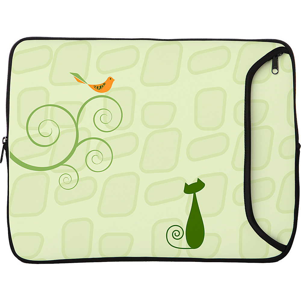 Designer Sleeves 13 Designer Laptop Sleeve Patience - Designer Sleeves Electronic Cases - Technology, Electronic Cases