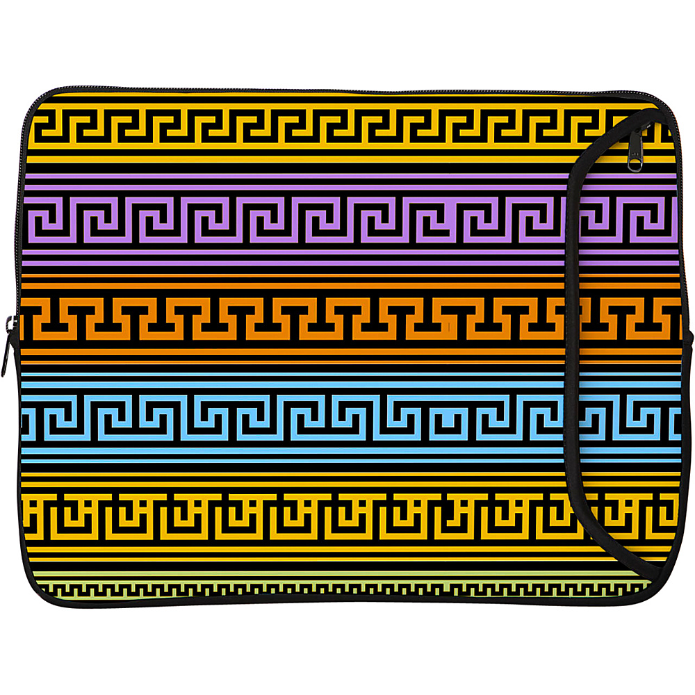 Designer Sleeves 13 Designer Laptop Sleeve Greek Patterns Designer Sleeves Electronic Cases