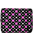 Polka Dots: Back with Pink & White - $31.99