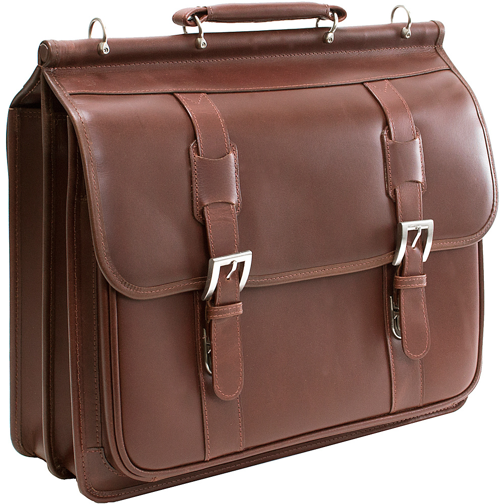 Siamod Manarola Collection Signorini Double Compartment - Work Bags & Briefcases, Non-Wheeled Business Cases