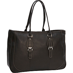 Ladies Laptop Tote Bag Black