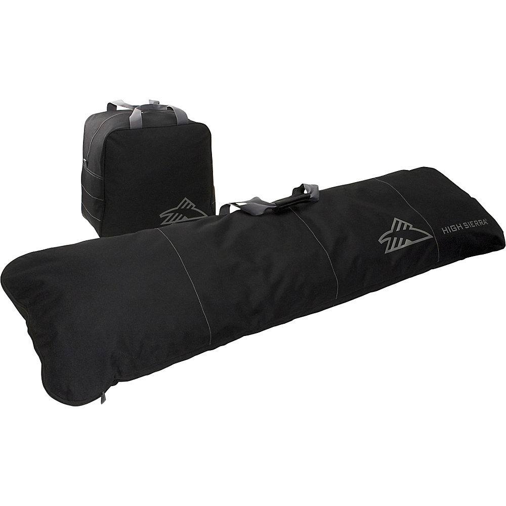 High Sierra Element Snowboard and Boot Bag Combo