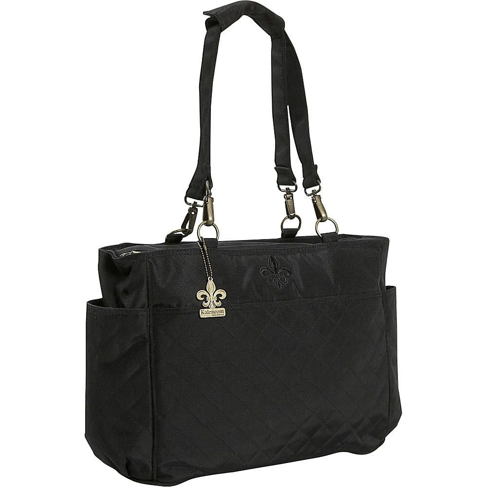 Kalencom NOrleans Tote - Black - Handbags, Diaper Bags & Accessories