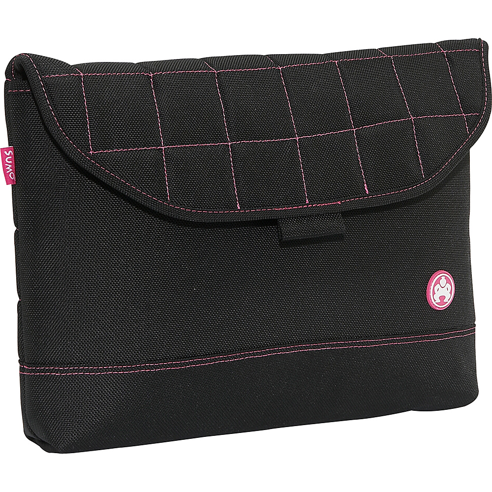 Sumo 13 Nylon Sleeve Black Pink