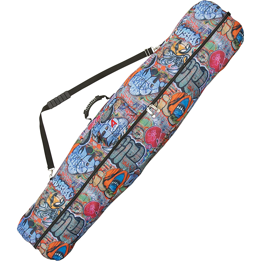 Athalon Otis Snowboard Bag Graffiti - Athalon Ski and Snowboard Bags