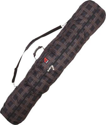 Athalon Otis Snowboard Bag Plaid - Athalon Ski and Snowboard Bags