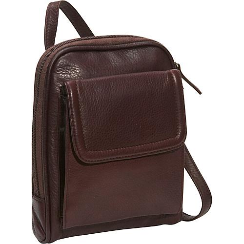 Osgoode Marley Mini Organizer Bag - Raisin