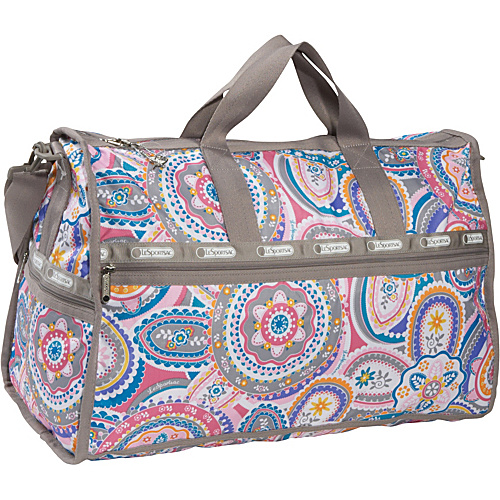 LeSportsac Large Weekender Mingle - LeSportsac Travel Duffels