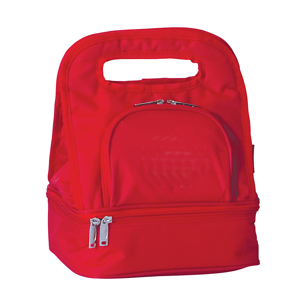 Picnic Plus Savoy Lunch - Red - Travel Accessories, Travel Coolers