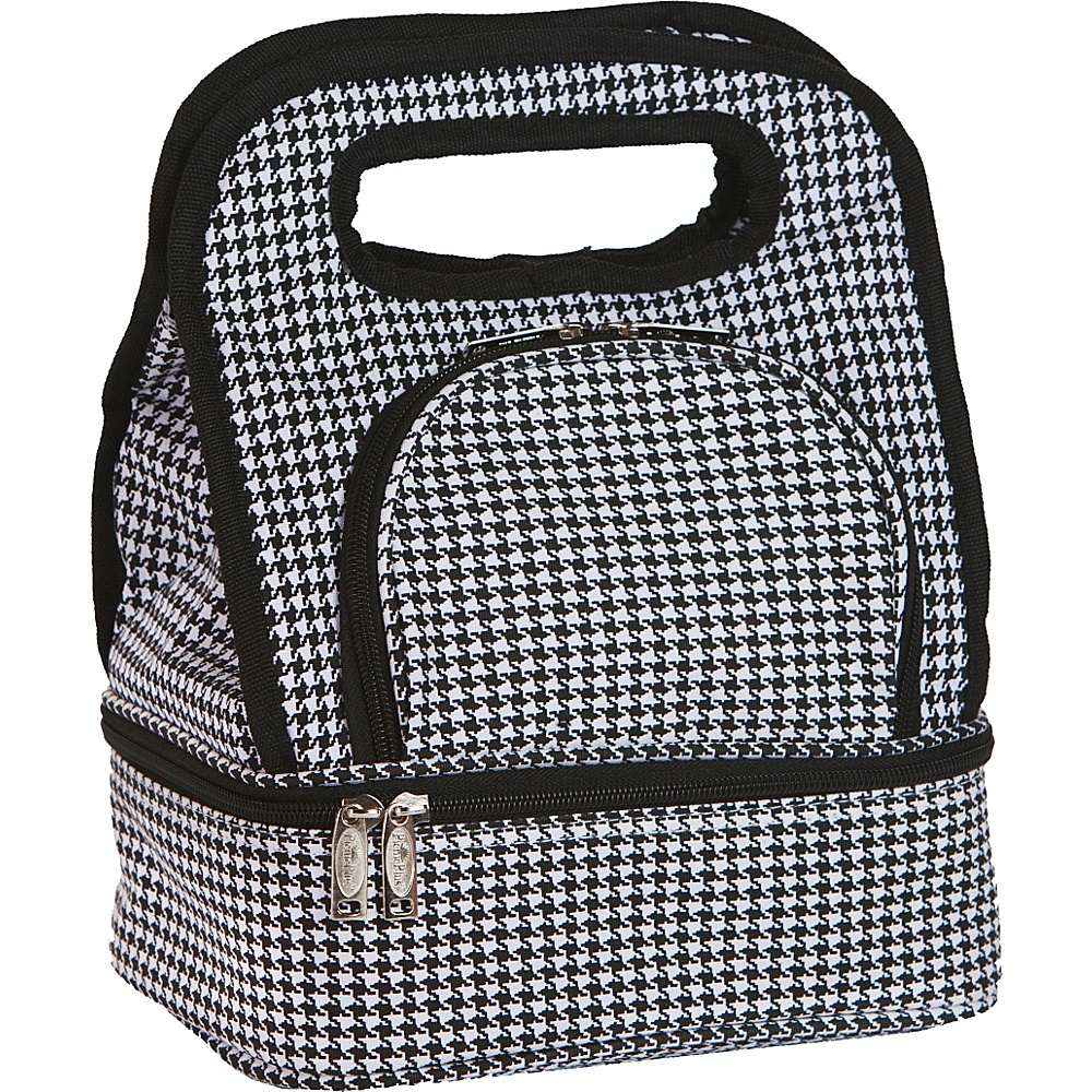 Picnic Plus Savoy Lunch Houndstooth - Picnic Plus Travel Coolers - Travel Accessories, Travel Coolers