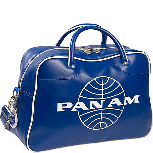 Pan Am Blue/Vintage White
