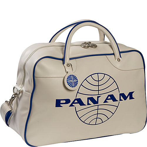 Vintage White/Pan Am Blue