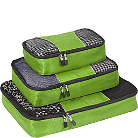 Packing Cubes - 3pc Set Grasshopper
