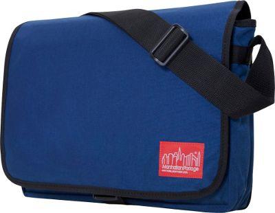 Manhattan Portage DJ Computer Bag Deluxe Navy - Manhattan Portage Messenger Bags