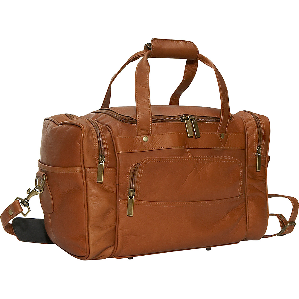 David King & Co. Mini Duffel - Tan - Duffels, Travel Duffels