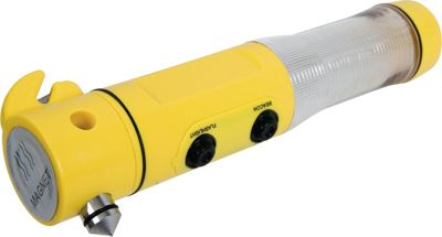 Travelon 4-in-1 Car Emergency Tool - Yellow