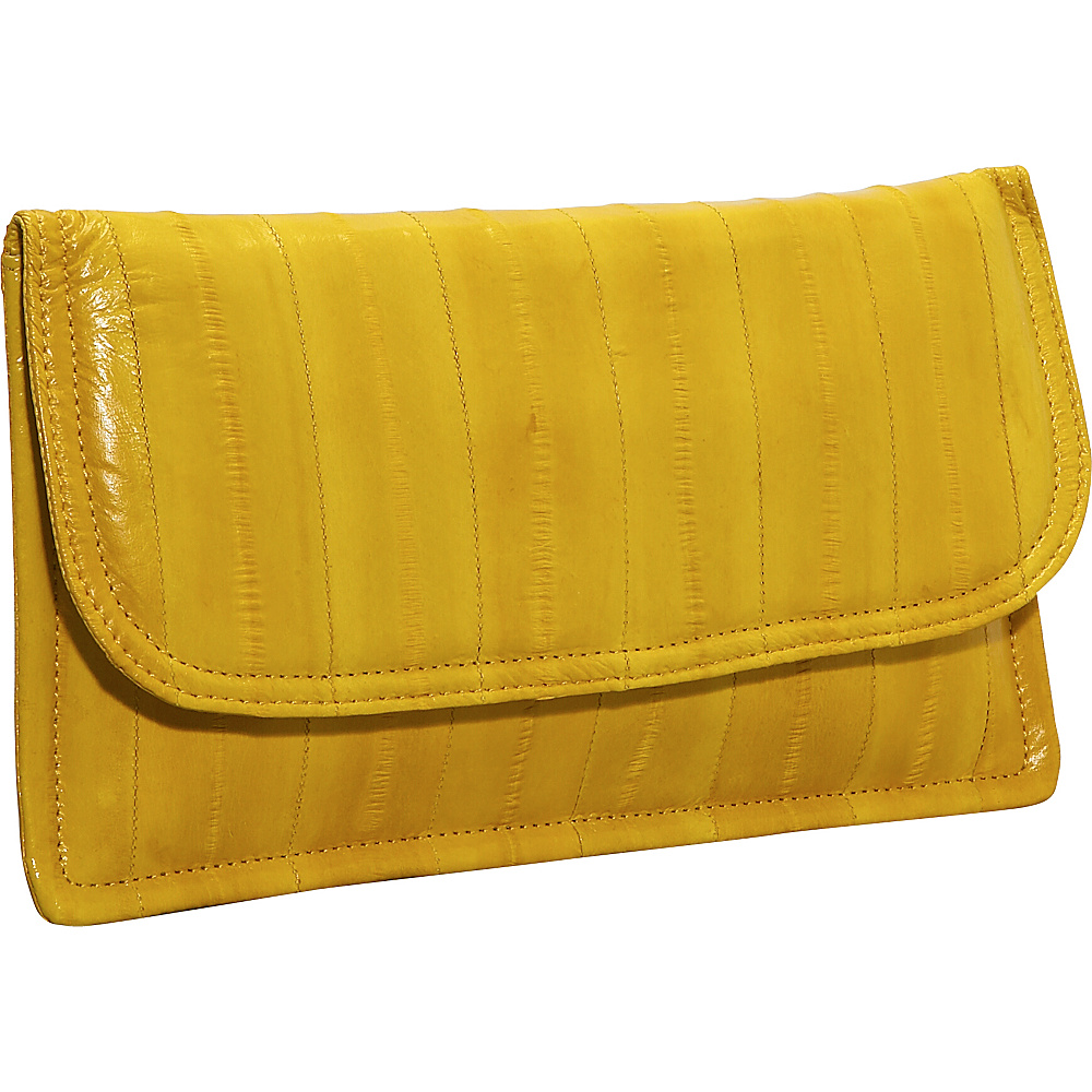 Latico Leathers Electric Slide - Yellow - Women's SLG, Women's Wallets