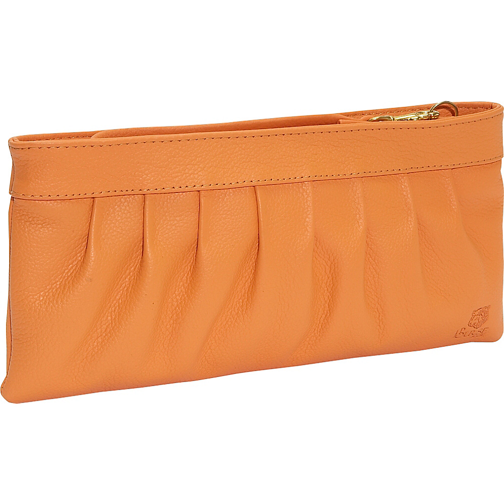 J. P. Ourse & Cie. West Chester Clutch Wristlet - Handbags, Leather Handbags