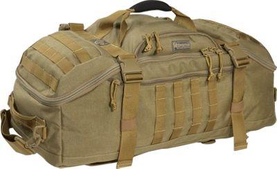 Maxpedition DOPPELDUFFEL Adventure Bag Khaki - Maxpedition Outdoor Duffels