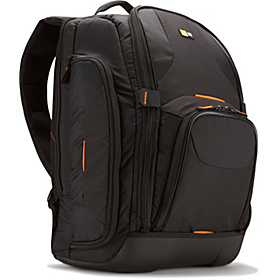 SLR Camera/Laptop Backpack Black