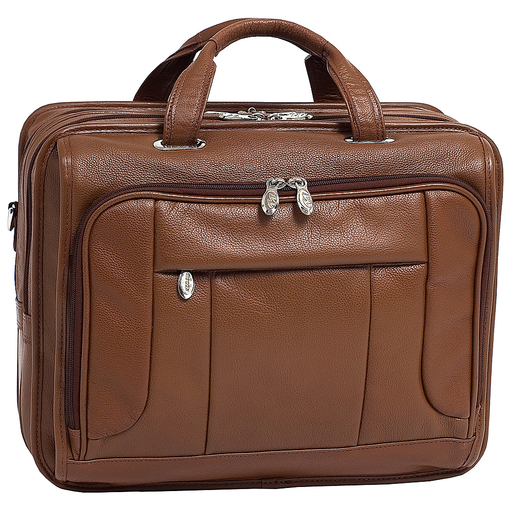 McKlein USA River West Checkpoint 17 Laptop Case - Work Bags & Briefcases, Non-Wheeled Business Cases