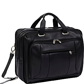River West Checkpoint 17'' Laptop Case Black