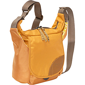 Donner Shoulder Bag Apricot/Maize Print