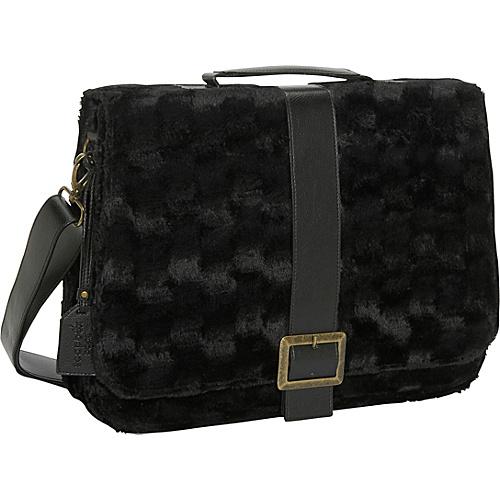 Soapbox Bags Jesse - Black Fur