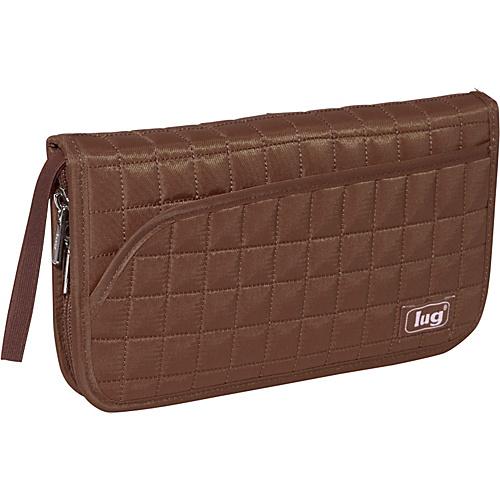 Lug Life Tango Travel Wallet - Chocolate