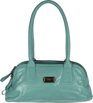 Latico Leathers Louise Shoulder Bag Mint - Latico Leathers Leather Handbags