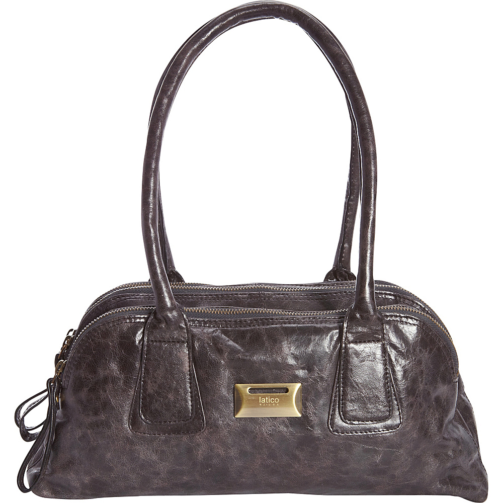 Latico Leathers Louise Shoulder Bag Astro Purple - Latico Leathers Leather Handbags - Handbags, Leather Handbags