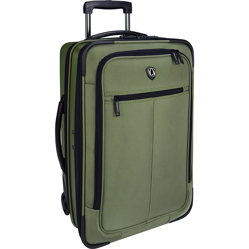 Travelers Choice Sienna 21 in. Hybrid Rolling Carry-On - Luggage, Softside Carry-On