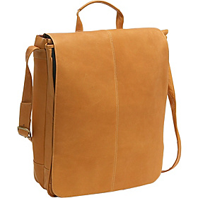 17'' Computer Messenger Tan
