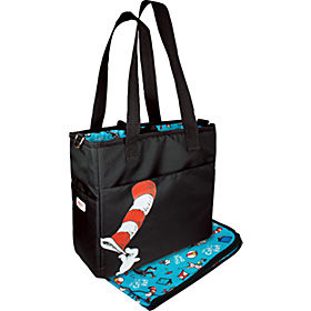 Grande Diaper Bag Cat in the Hat