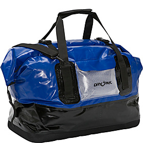 Large Dry Pak Waterproof Duffel Blue