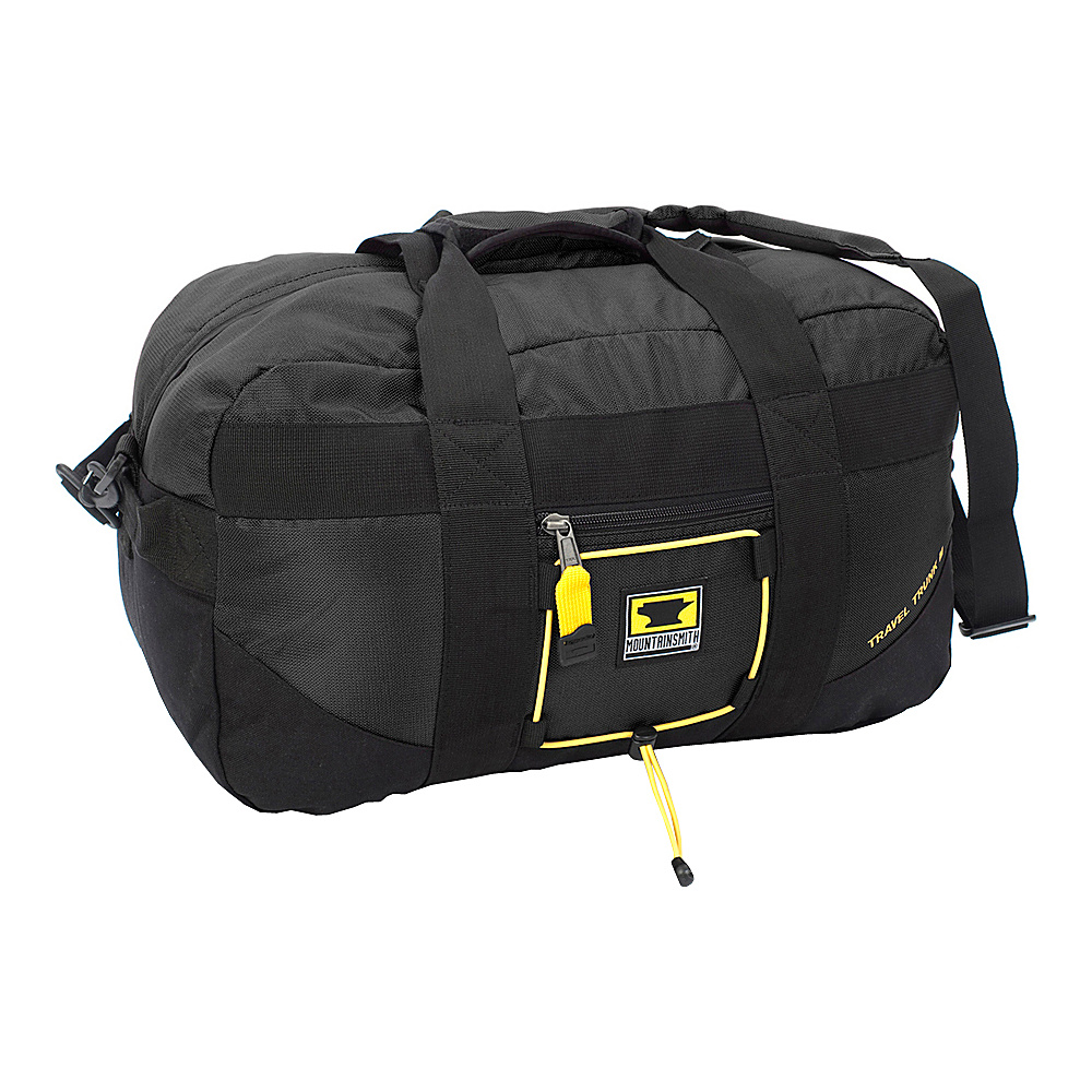 Mountainsmith Travel Trunk - Medium Duffle - Black - Duffels, Outdoor Duffels