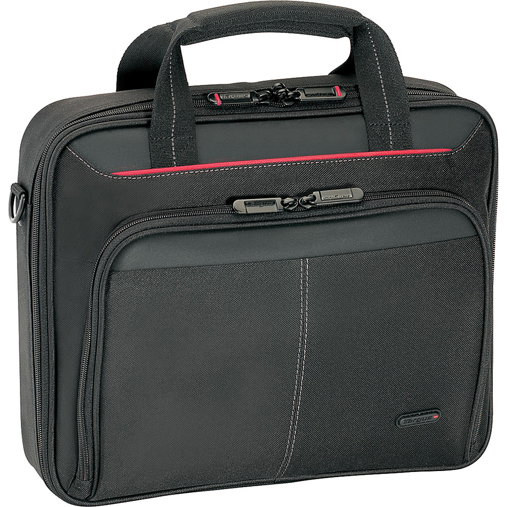 Targus Classic Clamshell Notebook Case - Black - Work Bags & Briefcases, Non-Wheeled Business Cases