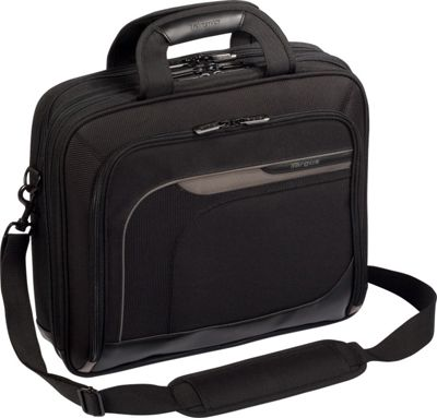 Targus Zip-Thru 15.4'' Mobile Elite Laptop Case - Black
