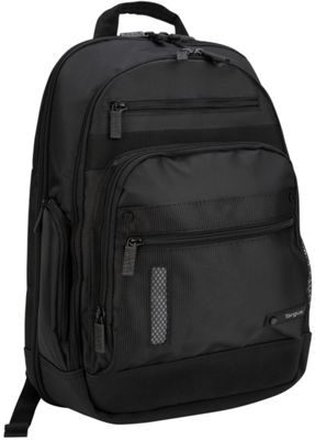 Targus 15.4 inch Revolution Laptop Backpack - Black