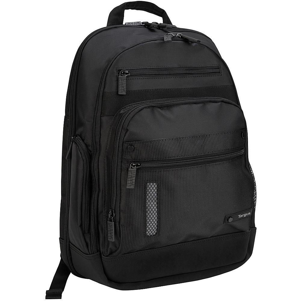 Targus 15.4 Revolution Laptop Backpack - Black - Backpacks, Business & Laptop Backpacks