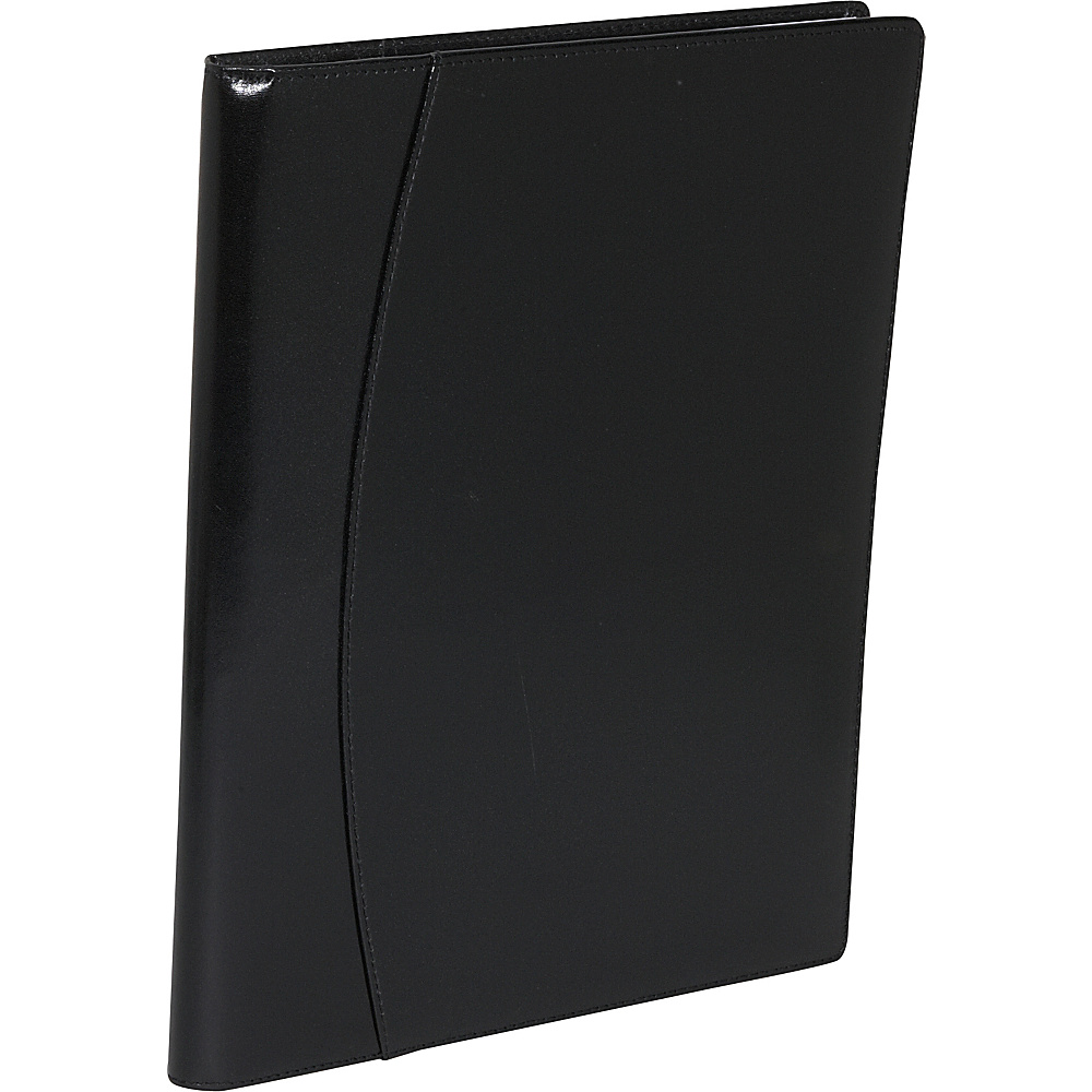 Buxton Premier Writing Pad Black - Buxton Business Accessories - Work Bags & Briefcases, Business Accessories