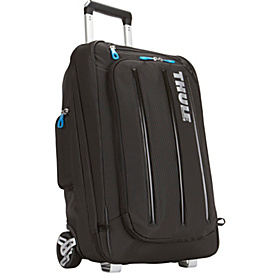 Crossover 38 Liter Rolling Carry-On Black